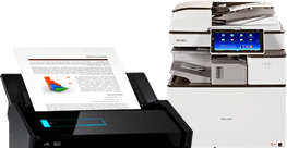 Office Printers, Fax & Scanners